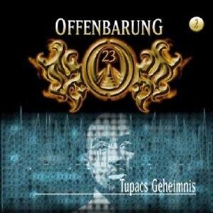 OFFENBARUNG-23-034-TUPACS-GEHEIMNIS-FOLGE-2-034-CD-NEW
