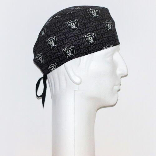 NFL Oakland Raiders  Scrub Hat