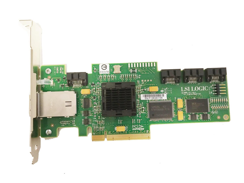 Array Card For IBM 25R8071 LSI SAS3444E PCI-E SAS L3-00124-01H 25R8071