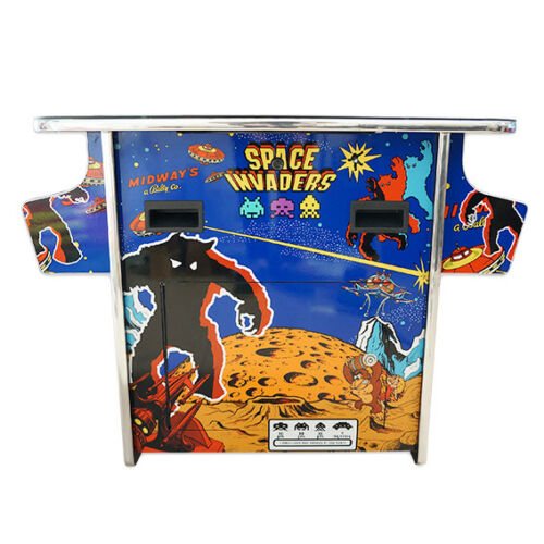 Video Game Machine Cocktail Arcade Machine w// 60 Classic Games Commercial grade!