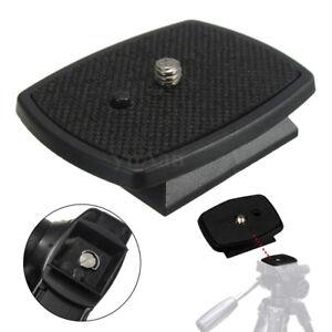 Cute-Tripod-Quick-Release-Plate-Screw-Adapter-DSLR-SLR-Digital-Camera-Mount-Head