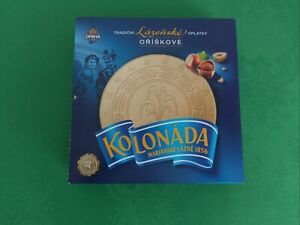 Details About Czech Traditional Spa Wafers 10 Pcs Kolonada Lazenske Oplatky
