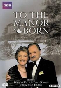 To-The-Manor-Born-The-Complete-Collection-Si-Nuovo-DVD