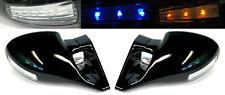 Honda Civic 92-95 2/3dr M3 Front Manual Door Side Mirrors w/ LED Signal Pair