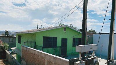 Se vende casa e 2 recámaras en Ejido Chilpancingo, Tijuana PMR-1179