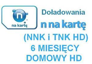 Telewizja N Na Karte Doładowanie.Details Zu Tnk Nnk Domowy Premium Extra Hd Doladowanie Express Telewizja N Na Karte Polska