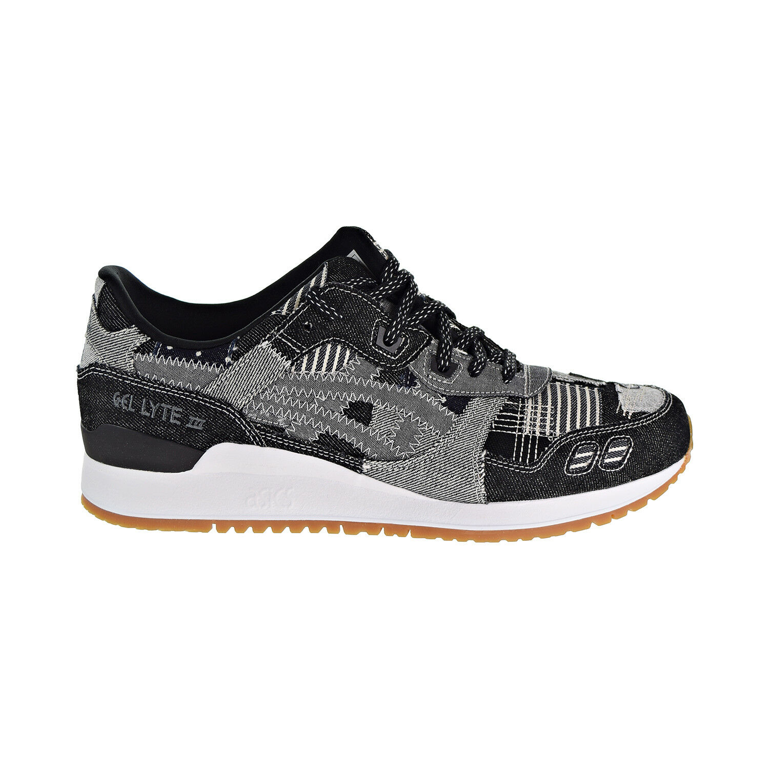 Asics Gel-Lyte 3 Uomo Shoes Peacoat/Aluminium hn7t0-5896