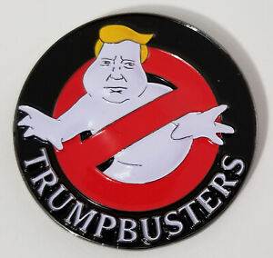Donald-Trump-Trumpbusters-Clinton-Ghostbusters-Challenge-Coin-non-NYPD