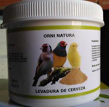 10g lievito birra per uccelli canarini selvaggi pappagalli pappagallini