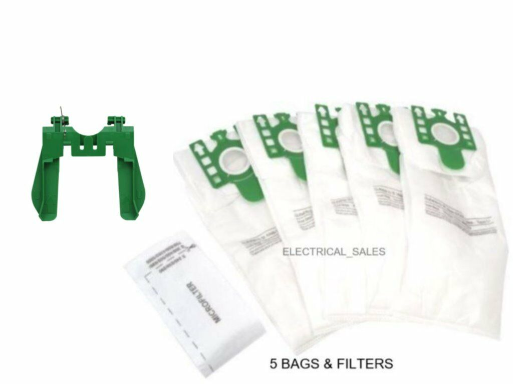 FITS MIELE UPRIGHT DYNAMIC U1 POWERLINE SHAF3 S7 3D DUST BAGS 5 PACK /& FILTERS