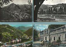 SAN PELLEGRINO TERME (BG) - Lotto di 4 Cartoline Originali d'Epoca FG Viaggiate