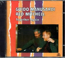 GUIDO MANUSARDI / RED MITCHELL - TOGETHER AGAIN - CD NEW - SOUL NOTE