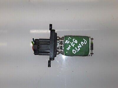 Fits Fiat Punto 2007-2012 1.2 1.8 1.9 JTD Heater Blower Fan Resistor PSHR32FI