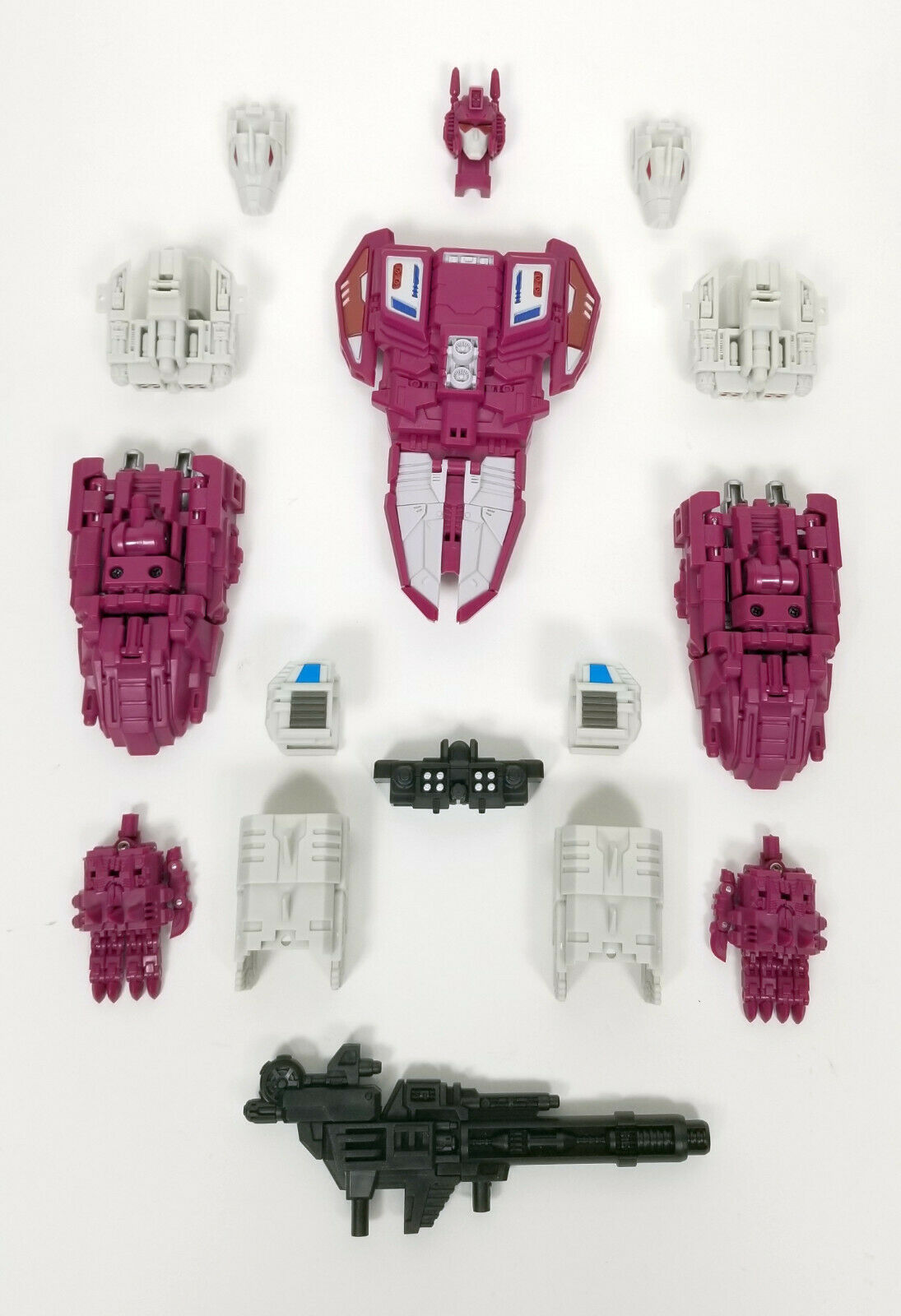 Nuevo Kit de actualización de transformación Dream Wave TCW-08EX para Transformers Abominus En Stock