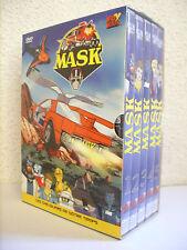 MASK - LES CHEVALIERS DE NOTRE TEMPS - EPISODES 1 A 25 - COFFRET COMPLET 5 DVD