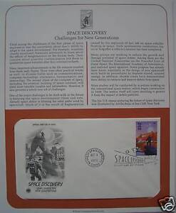 Space-Discovery-Challenges-New-1st-day-issue-stamp