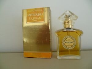 Details 30ml Mitsouko New Guerlain Vintage Toilette About Oz Eau Fl De Spray 1 wnX8OP0k
