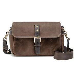49a30ee2348 ONA The Bowery Canvas (Oak) Camera Bag - Handcrafted Premium Bags | eBay