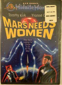 Mars Needs Women (DVD) New 27616865625 | eBay