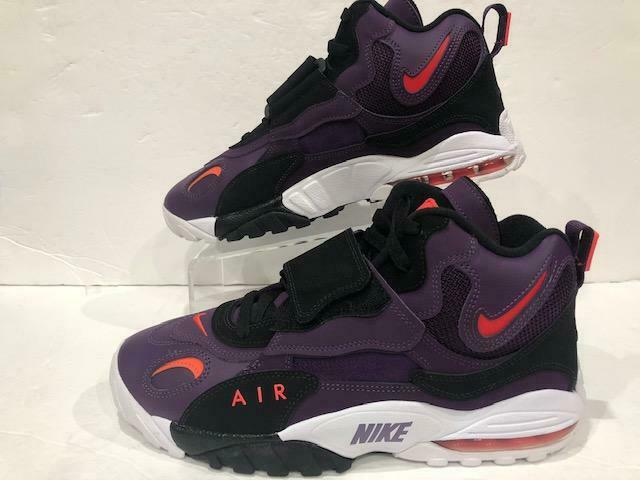 Nike Air Max Speed Turf Training shoes 525225-500 Purple