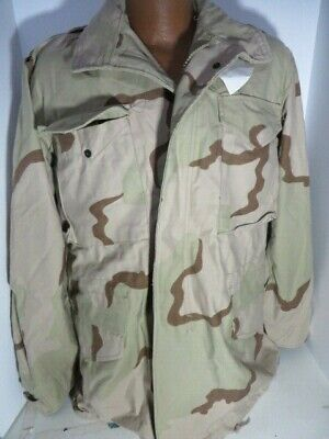 Used DCU Field Jacket Small Long