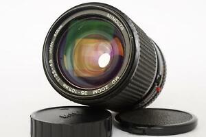 Minolta-MD-Zoom-35-105mm-1-3-5-4-5-macro-Minolta-MD-mount