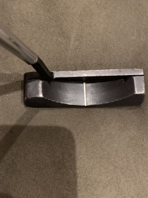 "NICE BOCCIERI GOLF K4 HEAVY PUTTER RH 35.5"" NEW Custom Golf Pride Pro Only Grip"