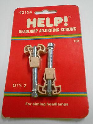 Headlight Adjusting Screw-Carded Dorman 42124