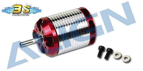 Align 460MX Brushless Motor (3200 kV)