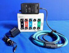 Lem Flex 3000a Current Probe Amp Rpm 3533 Flex C T Adapter Untested