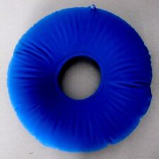 INFLATABLE PILE CUSHION DOUGHNUT RING PRESSURE RELIEF DISC HEMORRHOID POST NATAL