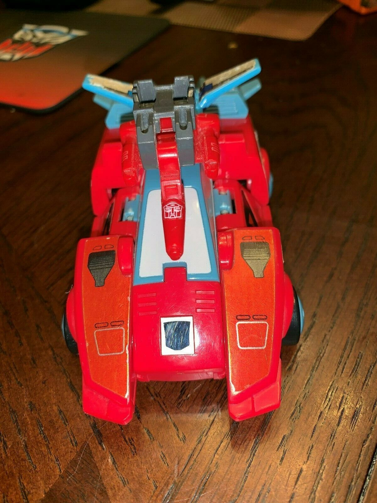 1987 Hasbro Takara G1 Transformers Pointblank Targetmaster w Peacerenderer  completare  lo stile classico