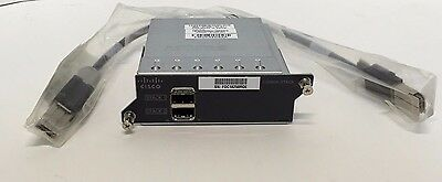 NOB Cisco C2960X-STACK FlexStack-Plus Stacking Module for 2960-X//XR Switches