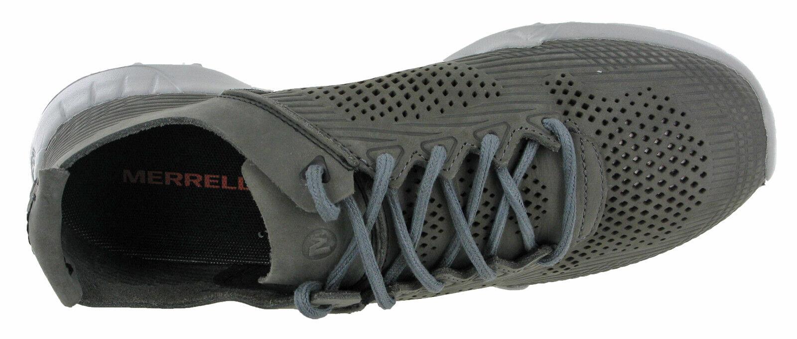 Merrell Versent Versent Versent LTR Perf Trainers Mens Leather Running Sports Fashion J91451 5e9ef1