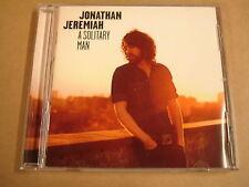 CD / JONATHAN JEREMIAH - A SOLITARY MAN