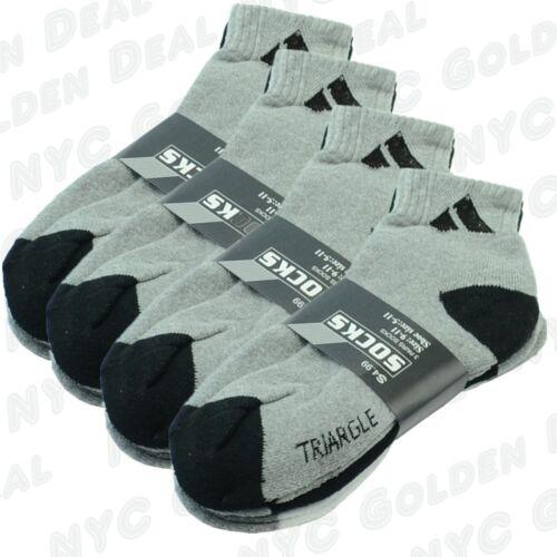 White 3 6 12 Pairs Ankle//Quarter Crew Mens Socks Cotton Low Cut Size 9-11 10-13