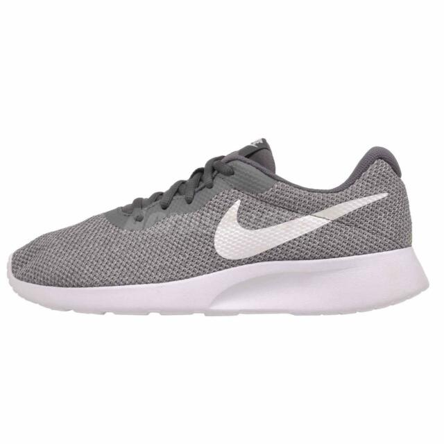 Nike Wmns Tanjun SE Running Womens Shoes Grey White AR1903 001