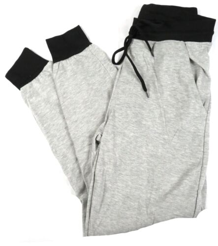 Men/'s French Terry Joggers Lightweight Comfort Waist Pockets Casual Lounge Pants