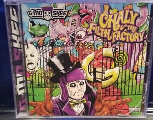 G-MO Skee - Charley and the Filth Factory CD SEALED twiztid horrorcore boondox