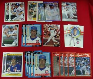 RYNE-SANDBERG-23-CARD-BLOWOUT-LOT-LATE-80-039-s-EARLY-90-039-s-GREAT-GROUP