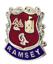 縮圖 1 - Ramsey Isle of Man Crest Pin Badge