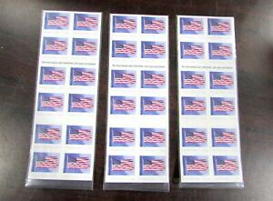 Forever Stamps USPS 2018 US Flag US First Class Postage 60 Stamps