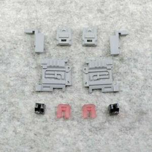 TRANSFORMERS 3D DIY replenish KIT FOR SIEGE Crosshair