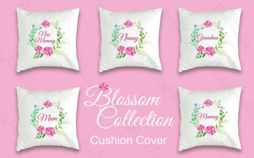 Nanny, Mother/'s Day Gift For Mum Gift For Her Cushion Cover Grandma Mummy