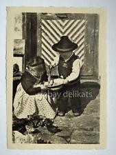 Val SARENTINO Sarntal bambini Alto Adige Bolzano vecchia cartolina 8