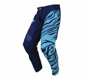 YOUTH motocross pants ANSWER SYNC AIR size YOUTH 16 blue  474650