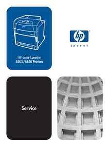 hp color laserjet 5500 5550 printers service manual pdf ebay rh ebay com hp laserjet 5200 manual hp laserjet 5000 manual