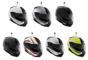 d69d42fd Genuine BMW Motorrad System 7 full CARBON Motorcycle Helmet ** MAKE ...