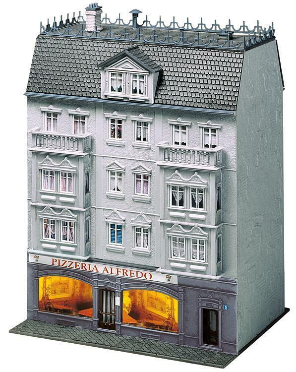 Con precio barato para obtener la mejor marca. Faller HO Scale Kit de Construcción estructura Pizzería Pizzería Pizzería Alfrojoo Casa Hogar degradado  los nuevos estilos calientes
