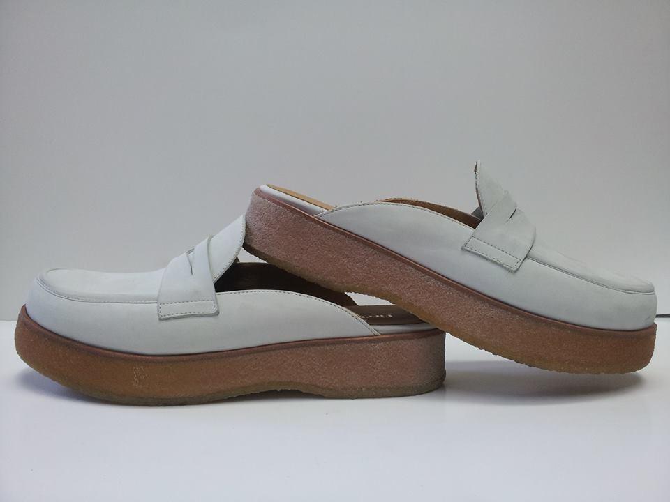 schuhe damen Sabot 37 Camoscio Woman schuhe MADE IN ITALY ITALY ITALY Schuhe Pantofi 3abba8